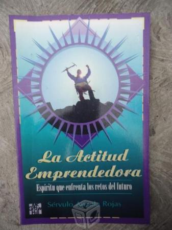 La Actitud Emprendedora Servulo Anzola Rojas