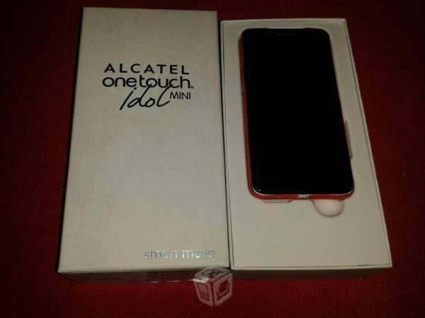 Celular Alcatel mini