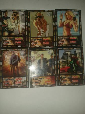 Lotes de tarjetas varias colecciones