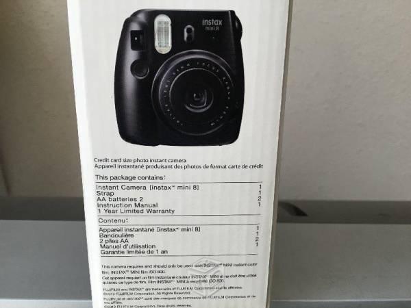 Cámara instántanea Fujifilm instax mini 8 nueva