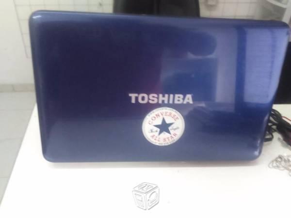 LAPTOP TOSHIBA satellite l855 2GB RAM, 250GB DD