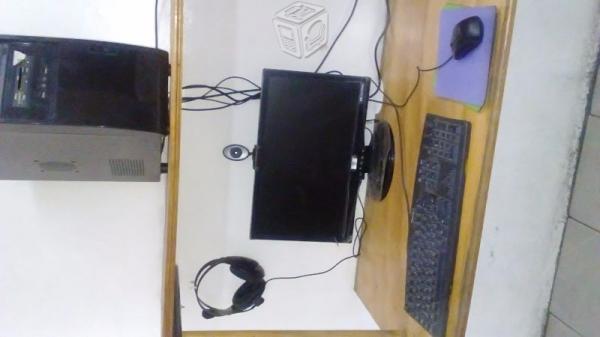 Computadora de escritorio tengo 3