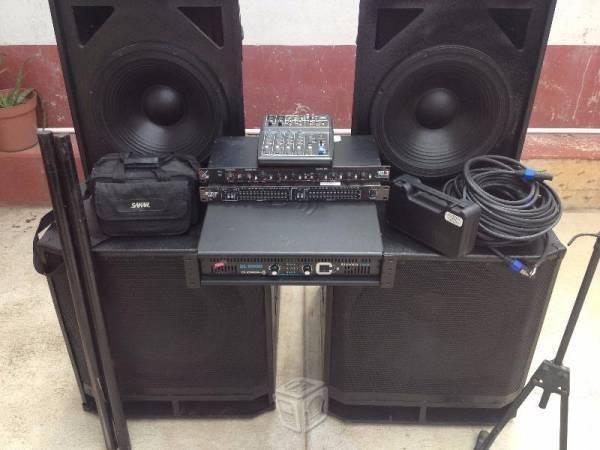 Equipo de Sonido Profesional Nuevo