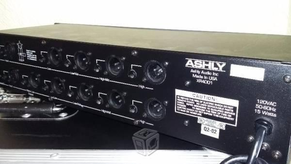 Crossover ashly xr-4001 made in usa