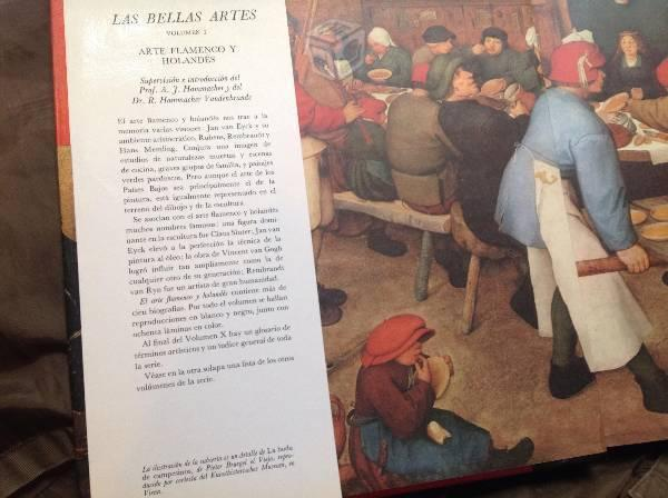 Enciclopedia d pintura BELLAS ARTES