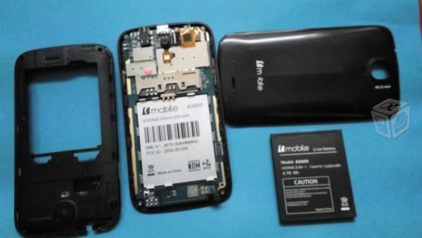 Vendo celular bmobile ax600 para refacciones