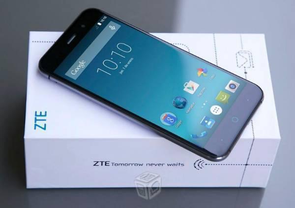 Sin costo ZTE V6 13 mp 2 r. telcel sin limite 5000