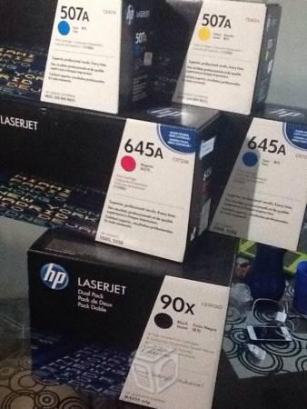 Toner HP ORIGINALES