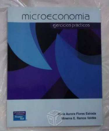 Libro Microeconomia Flores Ramos 1 edicion Pearson