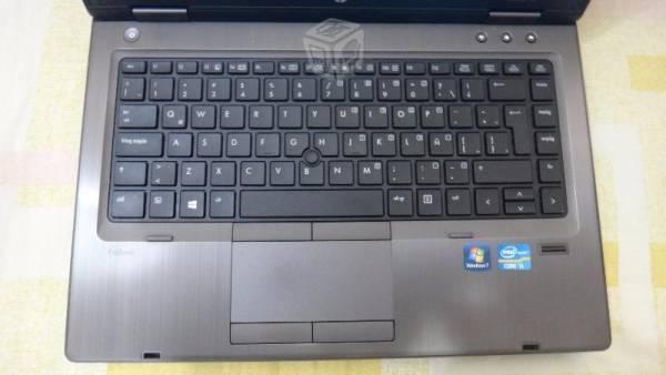Laptop hp 8gb ram 500gb intel i5 2.60ghz camara