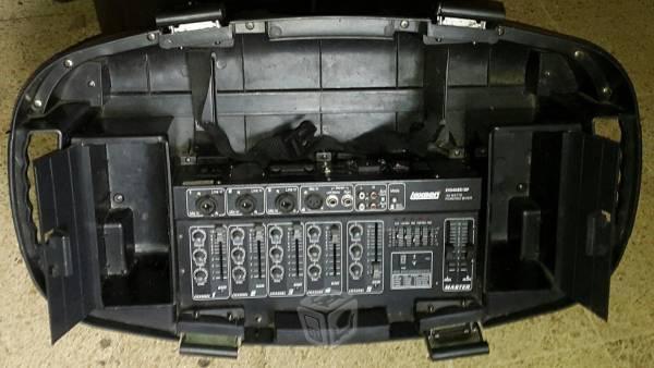 P.A. Consola mezcladora Lexsen