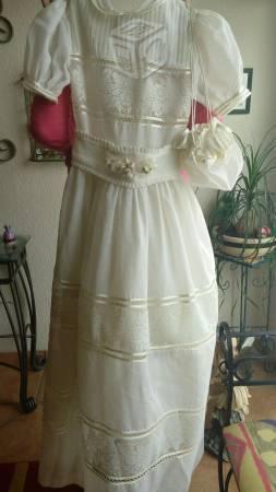 Vestido de primera comunión nuevo