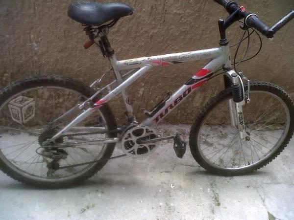 Bicicletas montaña r 24 y veloci r 20
