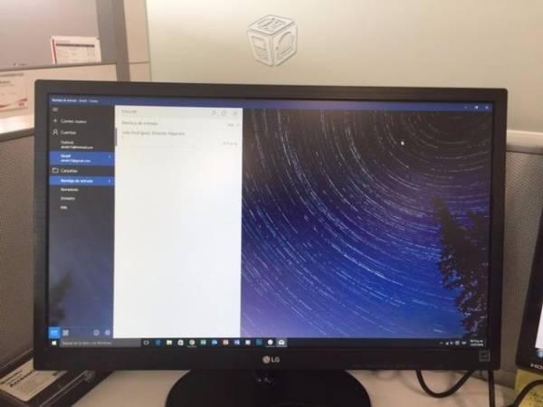Gran Monitor LG 23