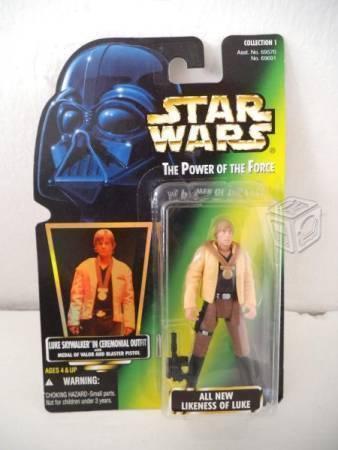 Luke Medal Of Valor Star Wars The Power Of The For