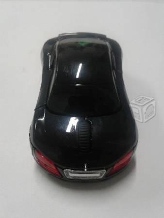 Mouse Inalambrico Usb Carro Audi R8 Iluminado