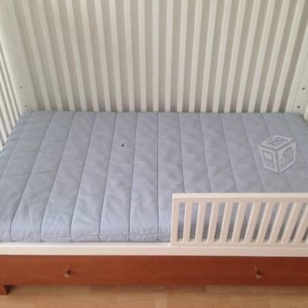 Cama de armar brick7 venta - Cuna que se convierte en cama ...