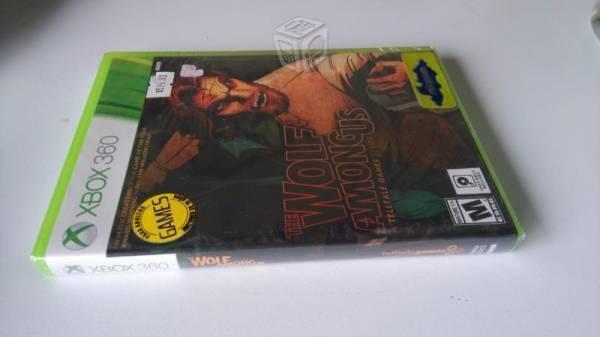 The Wolf Among usNuevo para Xbox360
