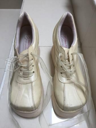 Vendo zapatos para novia