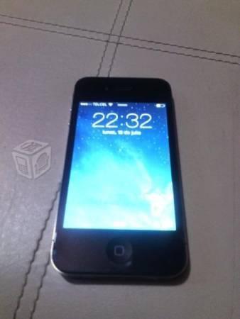 Iphone 4 liberado estado 8gb negro