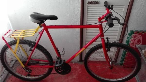 Bicicleta bennoto Rin 26