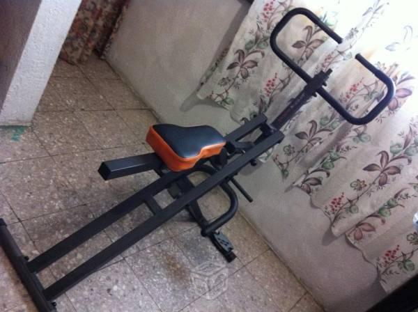 Vendo aparato para ejercicio usado brick7 venta for Aparatos de gimnasio usados
