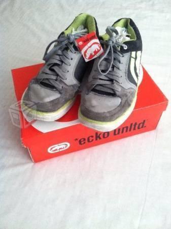 Tenis Ecko usados en caja