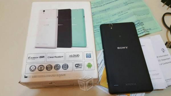 Sony Xperia C4 libre con factura v/c