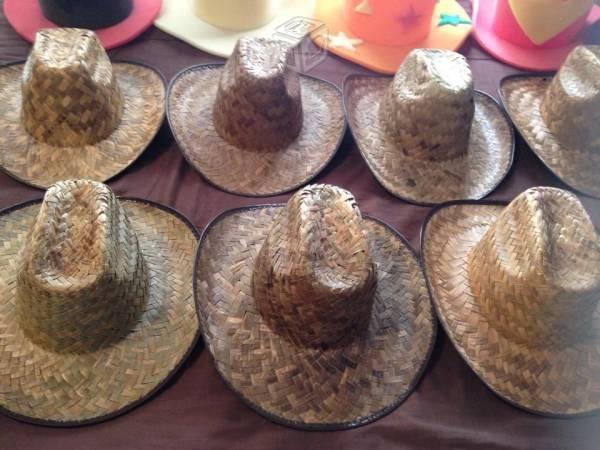 Sombreros para amenidades