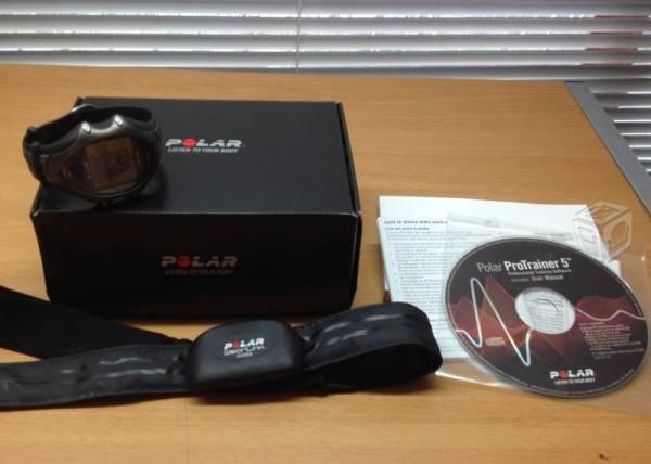 Reloj polar rs400